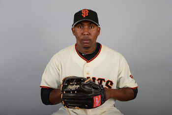 Francisco Peguero had a brief stint in the majors earlier this year.