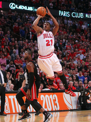Jimmy Butler id the Bulls' x-factor.