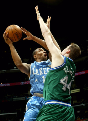 Shawn Bradley must have been an annoying obstacle in the post.