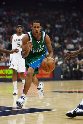 Devin Harris played a handful of seasons with Dallas early in his career.
