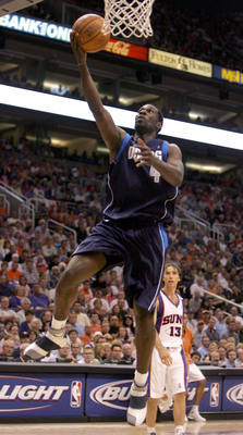 Michael Finley narrowly missed Dallas' title appearance in 2006.