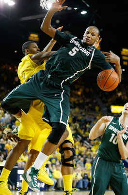Michigan State is the favorite to win the Big Ten, so stealing a win at the Crisler Center is critical to Michigan's conference title aspirations.