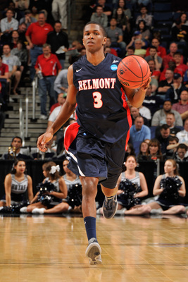 Former Belmont guard Kerron Johnson will be difficult to replace for the defending league champs.