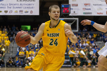 North Dakota State went 19-5 last year with Taylor Braun in the lineup.