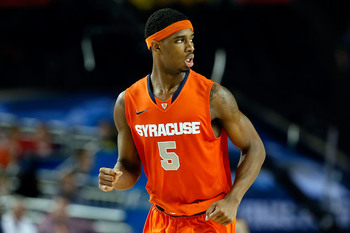 C.J. Fair and Syracuse have the talent to compete with Duke in 2013-14.