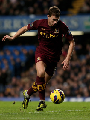 Manchester City's Edin Dzeko will be a hot commodity in the next 12 months