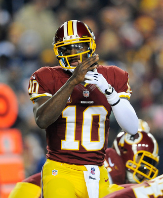 RGIII needs a break
