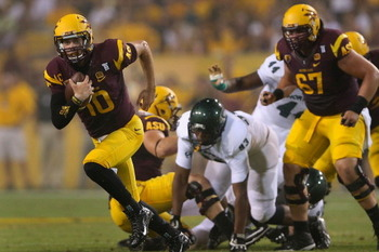 Taylor Kelly and the Sun Devils sure look like a top 25 team