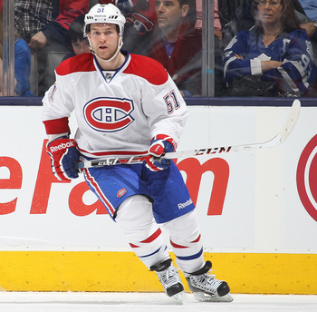 Will David Desharnais be the top-line center?
