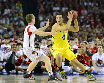 Mitch McGary decided to return to school for his sophomore season after an NCAA tournament performance that could have earned him a spot in the first round of the 2013 NBA Draft.
