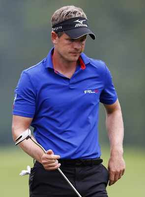Luke Donald is looking to regain his form form from 2011.