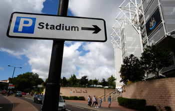 New sponsors Wonga renamed St James' Park.