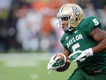 Antwan Goodley and Baylor's receivers are among the best in the country.
