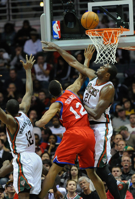 He may not be the sexiest acquisition, but Dalembert will be a very valuable Maverick this year.