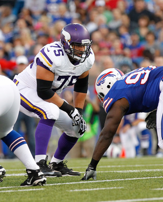 Matt Kalil hasn't looked like his Pro-Bowl self in 2013.