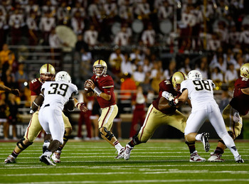 Boston College is looking to start their season with a 3-0 record