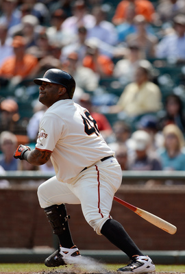 Pablo Sandoval has struggled with his weight throughout his career.