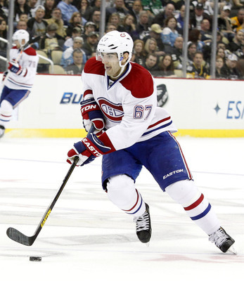 Max Pacioretty needs to score more consistently.