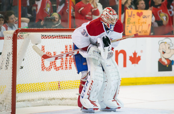 Carey Price has a habit of letting in bad goals.