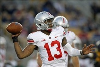 Ohio State QB Kenny Guiton