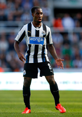 Vurnon Anita was Newcastle's only major signing last summer.