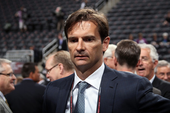 Edmonton head coach Dallas Eakins