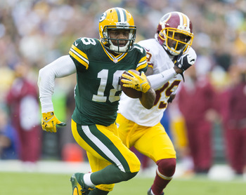 Washington Redskins cornerback David Amerson was torched by the Green Bay Packers in Week 2.