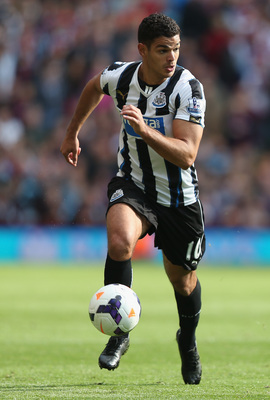 Hatem Ben Arfa has been in inspirational form so far this season