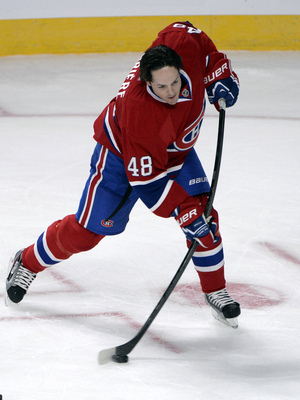 Daniel Briere could start the season on Montreal's top unit.