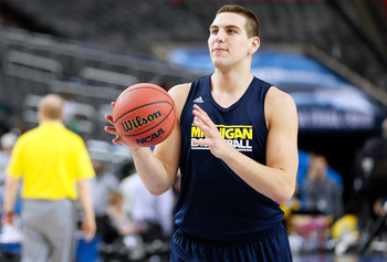 Mitch McGary is ready to become one of college basketball's biggest stars.