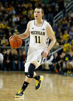 Nik Stauskas needs to make some big three-pointers for Michigan in 2013-14.