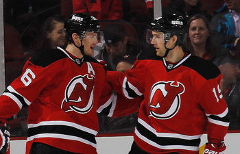 Jaromir Jagr, Patrik Elias and Travis Zajac can score, but can they stay on the ice?