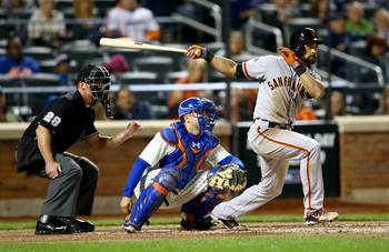 The Giants struggled when Angel Pagan was injured.