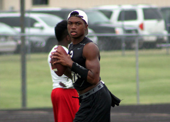 4-star QB Jerrod Heard is committed to Texas. (247Sports)