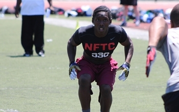 5-star athlete Adoree' Jackson hails from Los Angeles County and remains uncommitted. (247Sports)