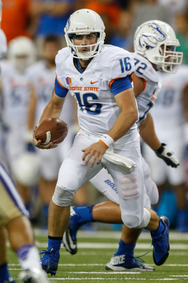 Boise State quarterback Joe Southwick at Washington on Aug. 31.
