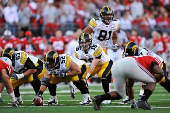 The last time a new UI starting quarterback came into Columbus.