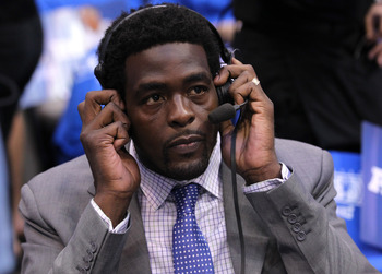 The disassociation between Michigan and its former players is over, but it may not mean much to Chris Webber.