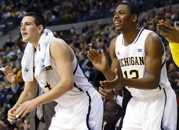 Mitch McGary and Glenn Robinson III gave the Wolverines a lift early in the offseason by choosing to return.