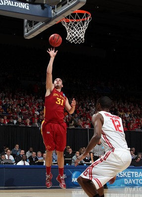 Georges Niang was one of the Big 12's most efficient low-post scorers as a freshman.