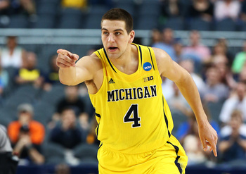 Mitch McGary will go from a role player to a starring role in 2013-14.