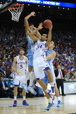 Perry Ellis is the leading returning scorer for an unproven Kansas team.