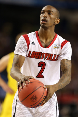 Russ Smith's ability to get to the free-throw line last season was one reason Louisville went from the 103rd-best offense, according to Pomeroy's numbers, to fifth.