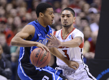 Duke point guard Quinn Cook has a lot of new weapons to work with.