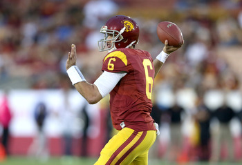 Cody Kessler has thrown for 537 yards, four touchdowns and two interceptions so far on the season as he enters ASU for his first true road start.