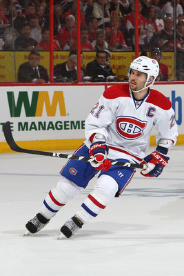 Is Brian Gionta still a top-six forward?