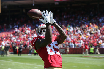 Vernon Davis' injury will be a key factor in Week 4.