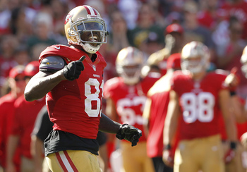 The 49ers want Anquan Boldin to put up Week 1 numbers.