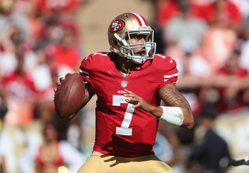 Can Colin Kaepernick rediscover his rhythm in Week 4?