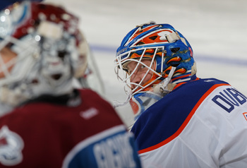Devan Dubnyk could excel this season and get a nod as an all-star this season.